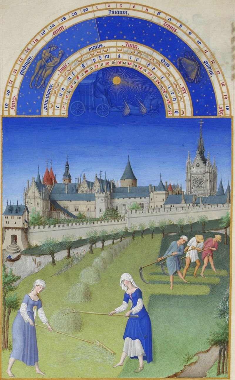 6월_Tres_Riches_Heures_June_1410