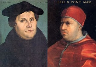 Luther and leo