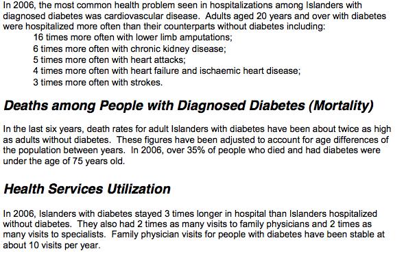DiabeteshealthcarePEI