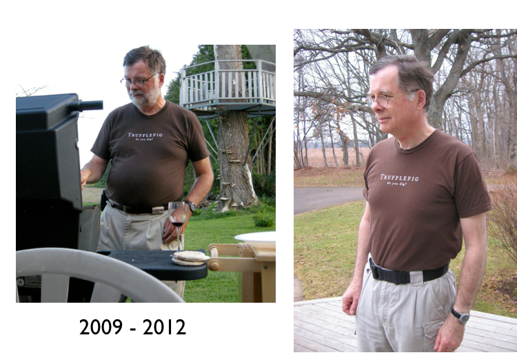Rob Before and After