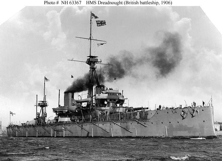 HMSDreadnought