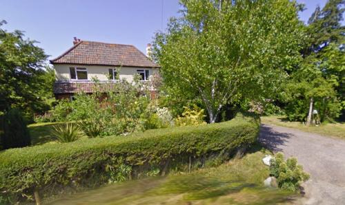 Aunt frances liley house Westbury