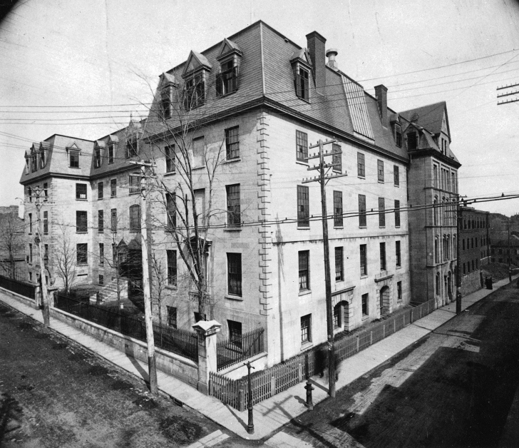 Hopital_General_Montreal_Rue_Dorchester_1890