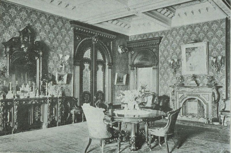 Dining_Room,_Ravenscrag_(1913)