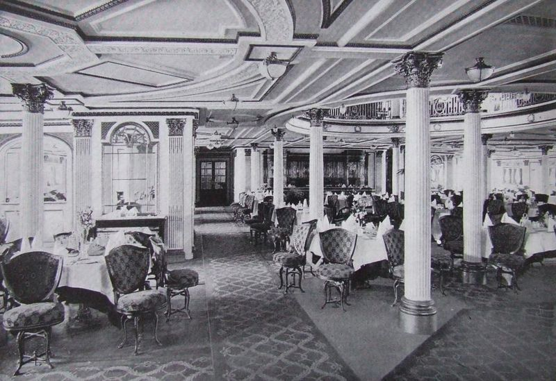 The_First_Class_Dining_Saloon_of_the_Lusitania_(lower_level)