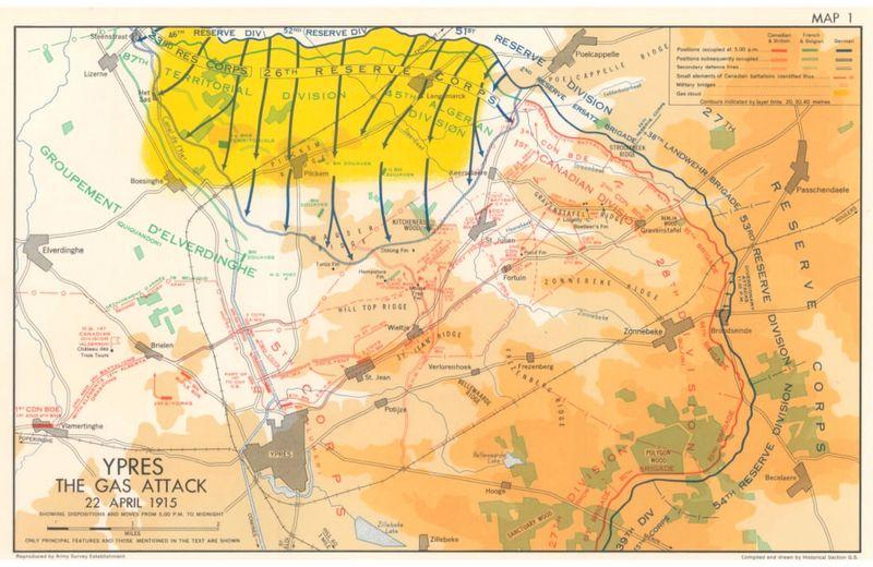 Nicholson-Ypres-Gas-Attack