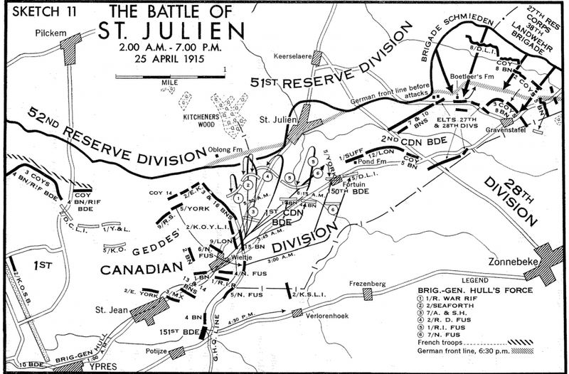 Nicholson-Ypres-Battle-of-StJulien