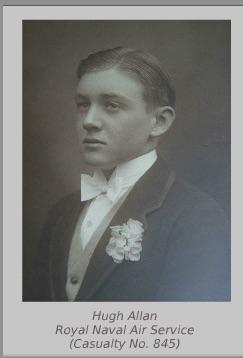Hugh Allan Pop at Eton cas 845