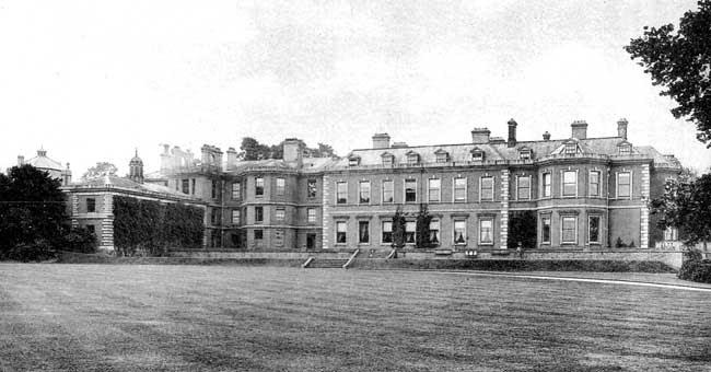 Osburton Hall