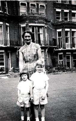 Nanny cosgrove1955