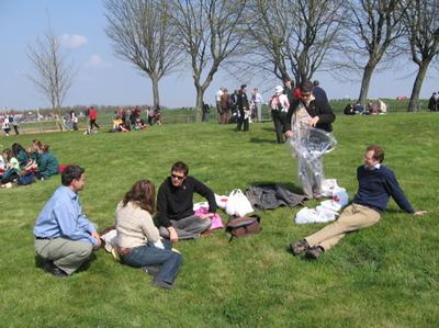Vimy_picnic