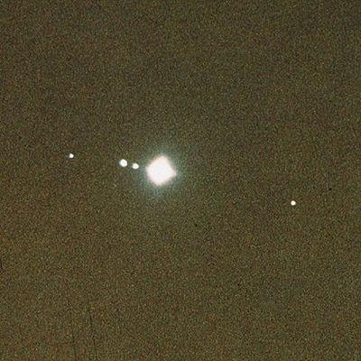 Jupitermoons