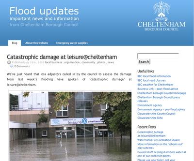 Cheltenhamflood