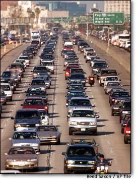Traffic Jam Cal-1